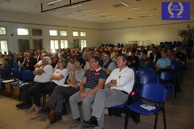 200 personnes pour fêter les 30 ans de l'UCC